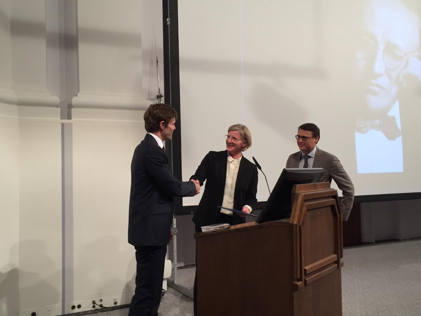 Gustav-Bucky-Preis 2017