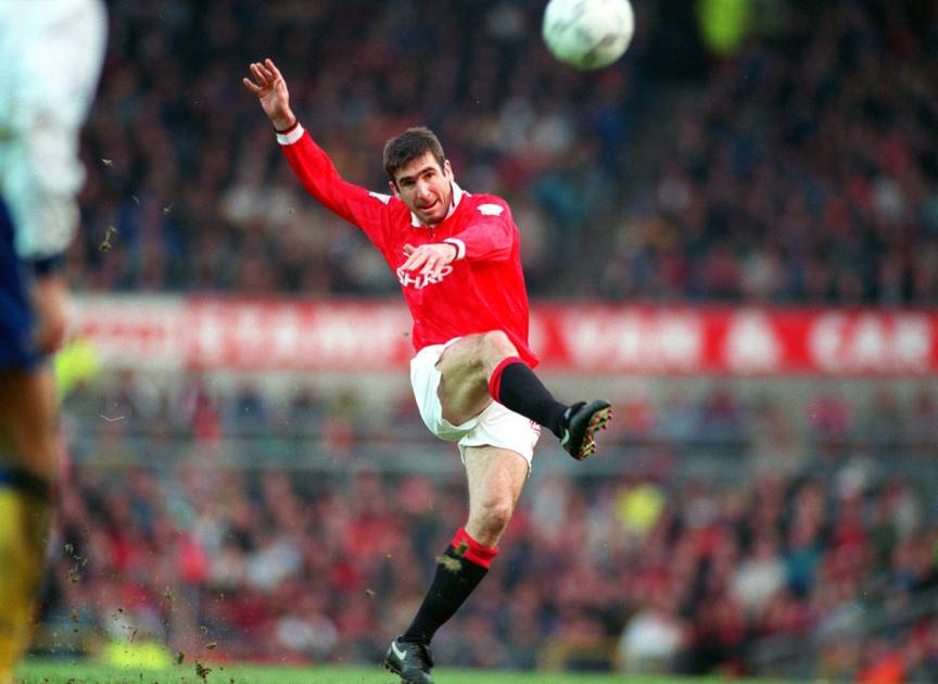 In 2020 he teamed up with ea sports to appear as an ultimate team. Eric Cantona, der König von Manchester