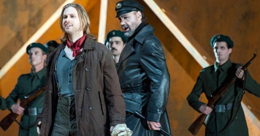 Billy Budd – Benjamin Britten – Deutsche Oper Berlin