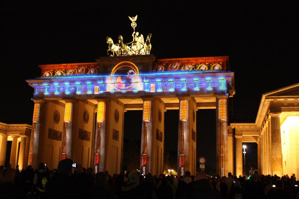 Berlinerblog.dk - Brandenburger Tor