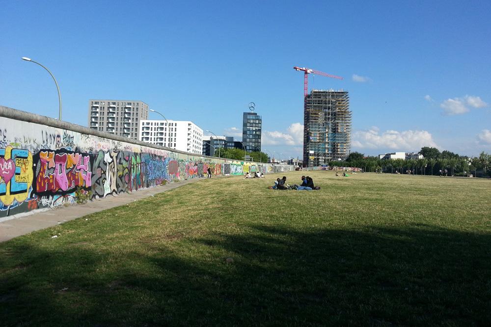 Berlinerblog.dk - Eastside Gallery