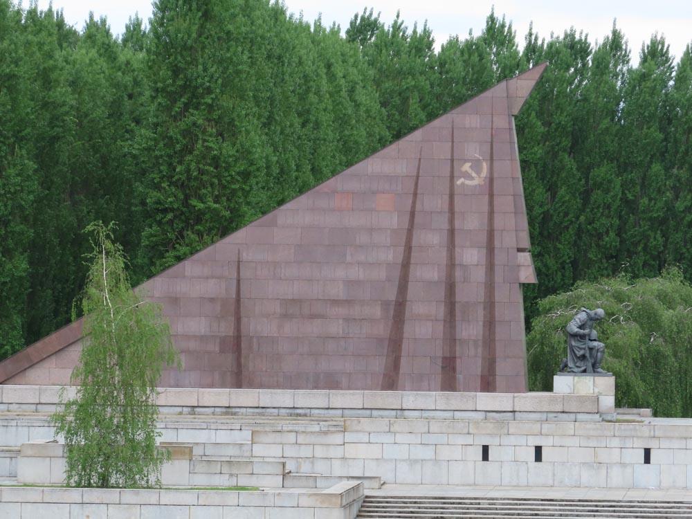 Treptower park - Berlins næst største park