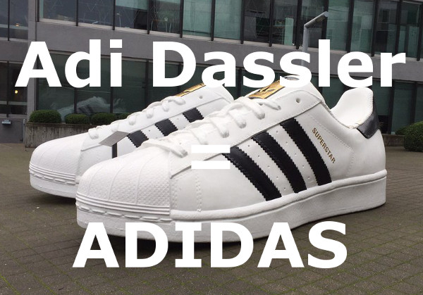 syllabic abbreviations adidas