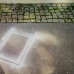 Abstract 001 | berliner mauern |