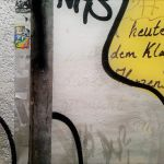 Abstract 004   berliner mauern  