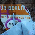 Abstract 008 | berliner mauern |