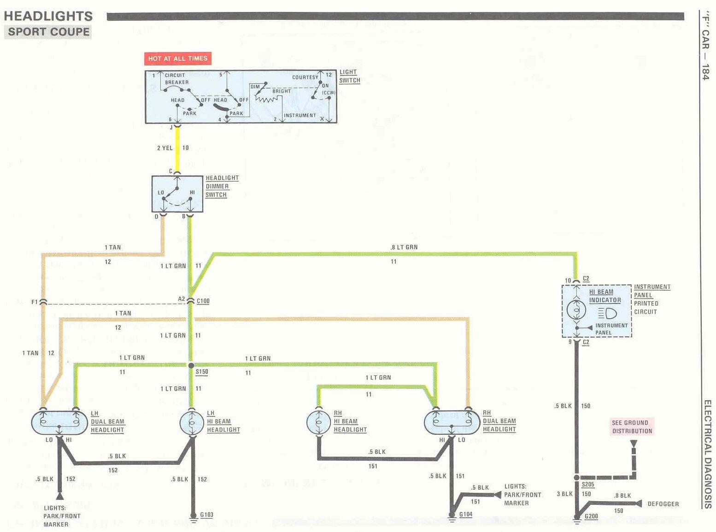 hight resolution of 89 iroc no headlights third generation f body message boards 80 camaro wiring diagram 1986 camaro