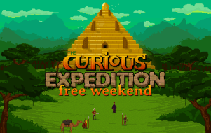 Curious Expedition free weekend
