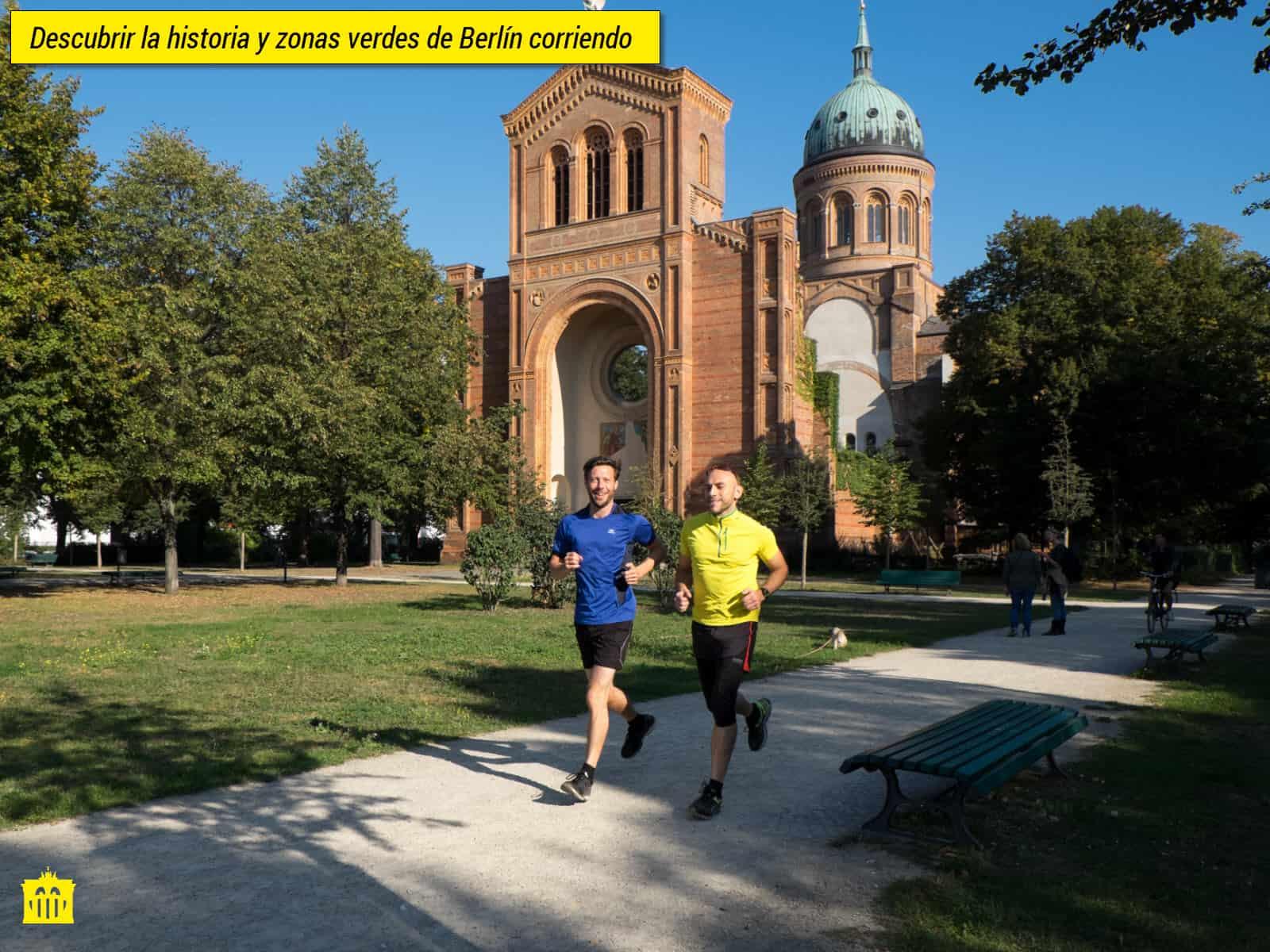 visita jogging de berlin