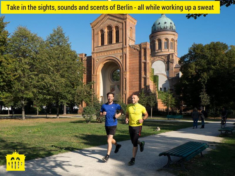 Private tours of Berlin
