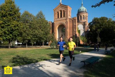 Berlin Jogging Tour