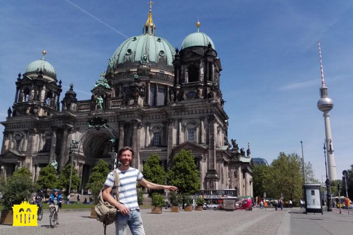 Visite guidée classique du centre-ville de Berlin