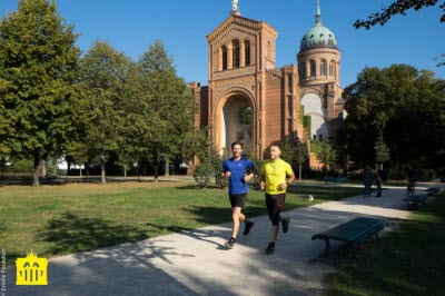 Visite jogging de Berlin
