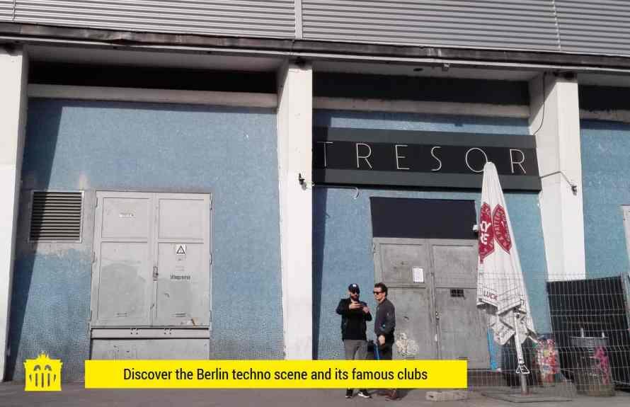Berlin club culture tour