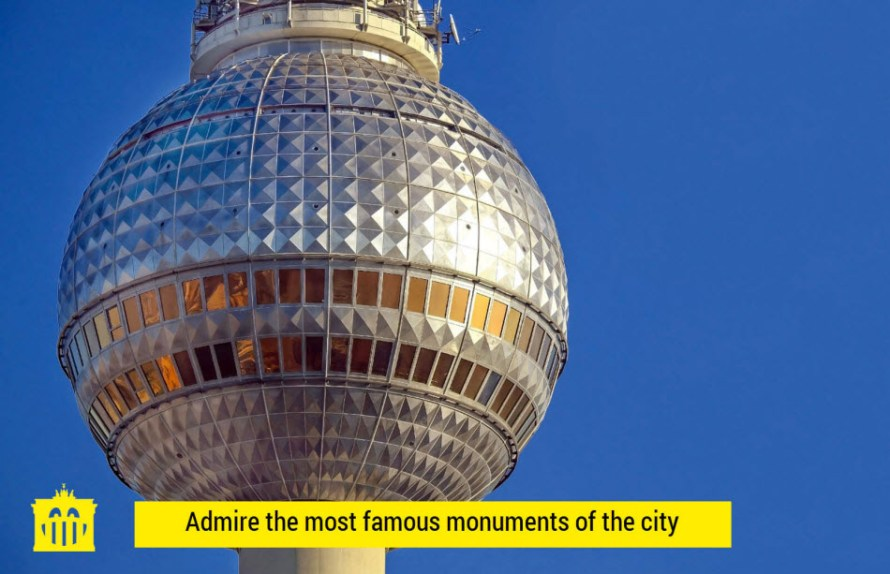 Berlin private sightseeing tour