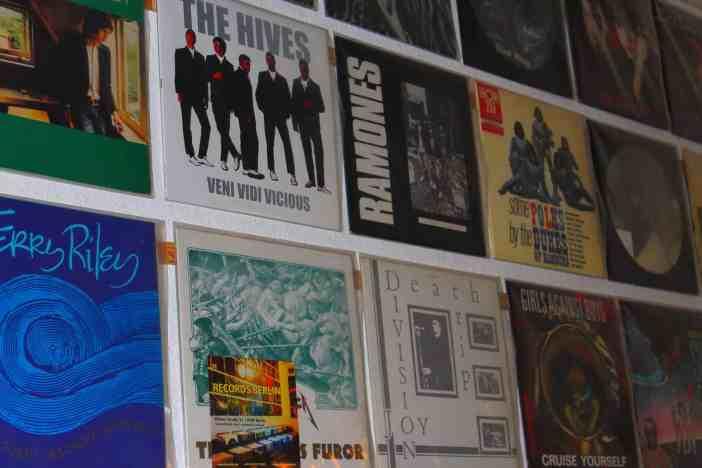 BERLIN LOVES YOU Blog Berlin Records Record Shop The Ramones