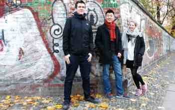 Setting Team Berlin Berlin Loves You Blog