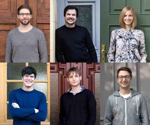 Das nebenan.de Gründerteam