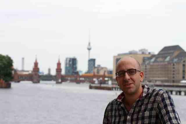Adam Fletcher Berlin Skyline