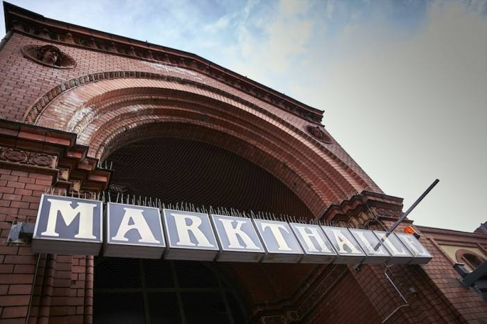 Berlin Loves You Armeniusmarkthalle Entrance 2