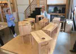 Woodwork Academy Berlin Will Have You Woodcrafting In No Time At All