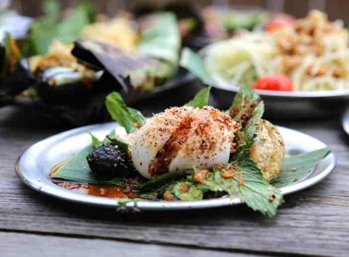 Berlin Loves You Khwan Isaan Thai BBQ Aubergine