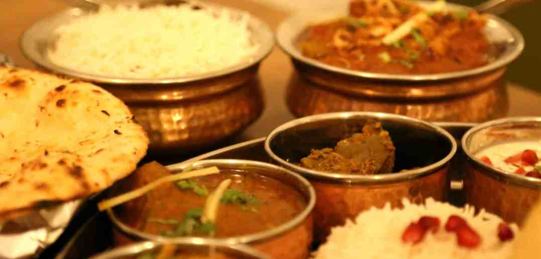 Indian Restaurant Food At Home