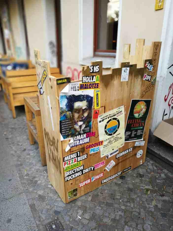 Granit Berlin Loves You Furniture DJ Booth