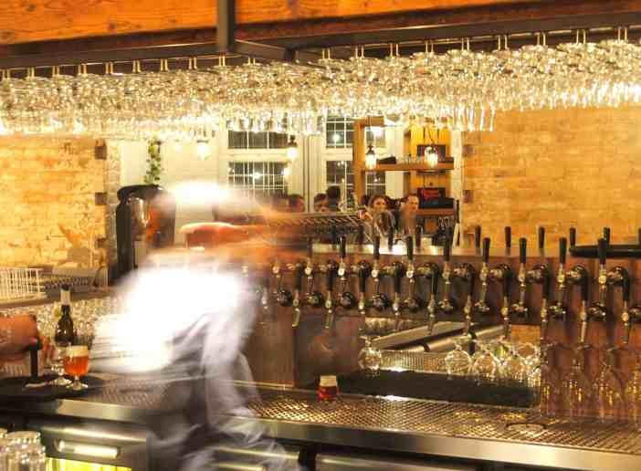 Stone Brewing Berlin Bar
