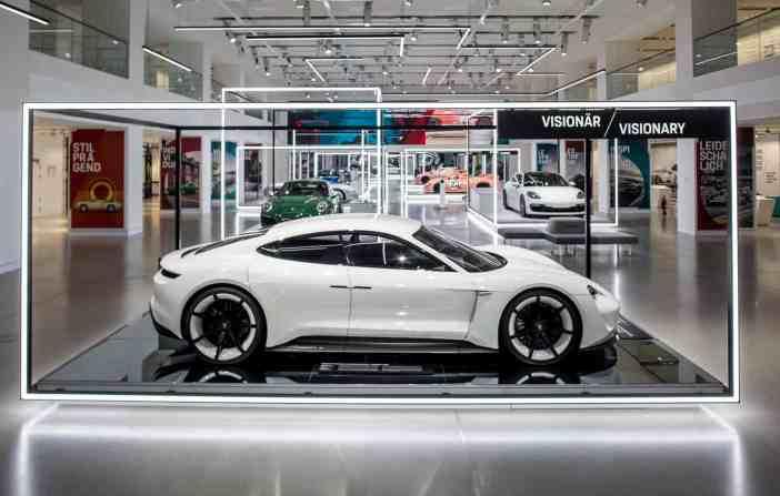 Porsche Birthday 70 Exhibition