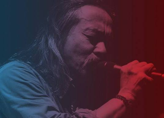 """I'm creating time and space within the moment"" – an interview with Damo Suzuki"
