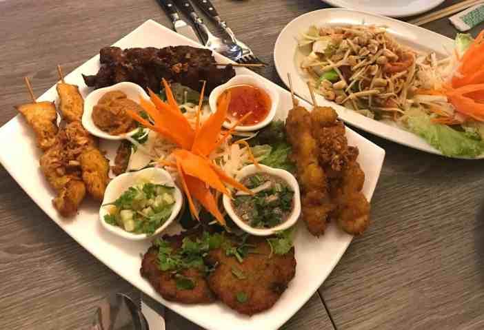 Bangkok City Berlin Starters