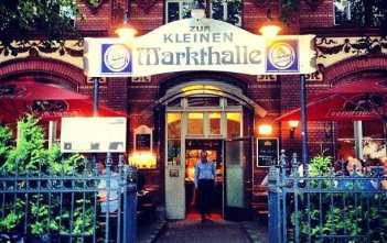 Best German Restaurants Zum Kleinen Markthalle