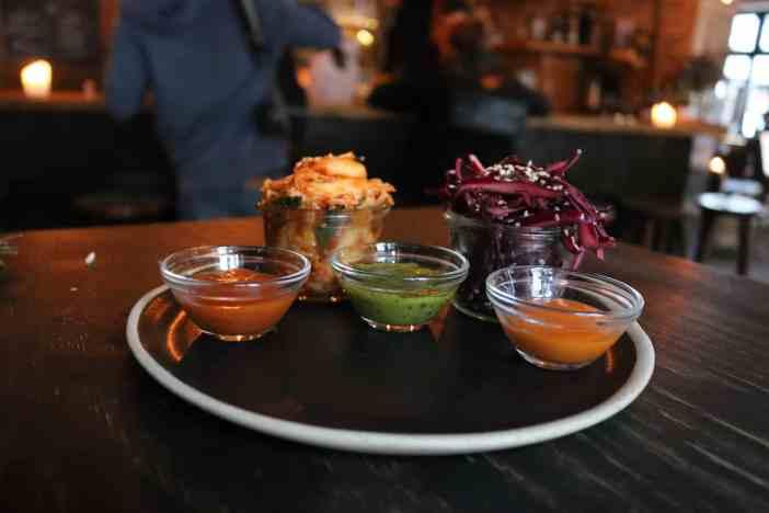 TwinPigs Berlin Sauces