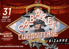 Cabaret of Curiositease Invites You Into Their Bizarre World