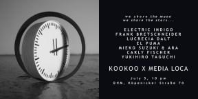 Kookoo X MediaLoca 20190705 Flyer