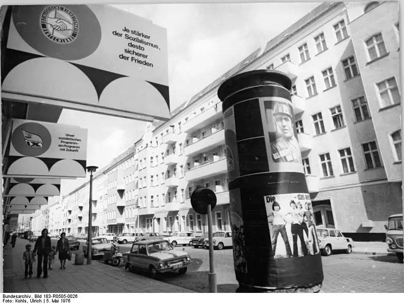 Arminplatz, 1978