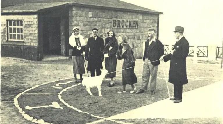 brocken, 1932