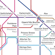 metro di Berlino