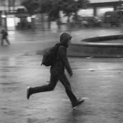 Piovere a Berlino