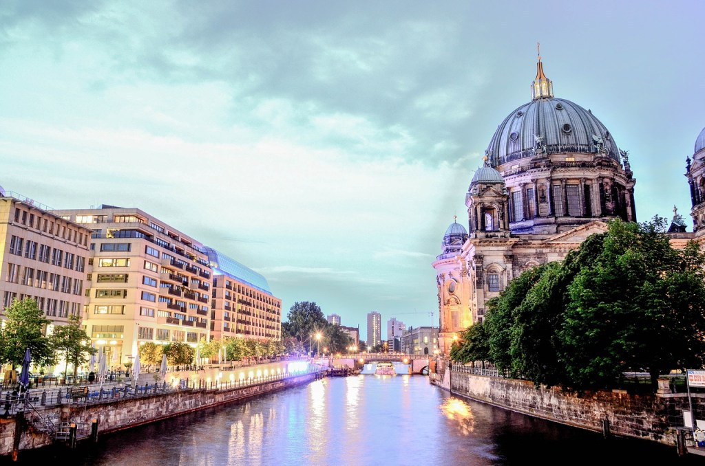Kai Vogel 30° Berlino sole cc0 pixabay