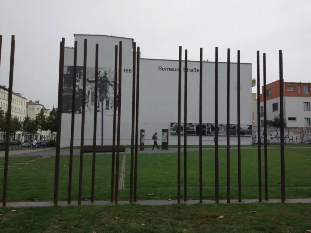 © Noemi Zurli - memoriale del Muro, Bernauer Straße