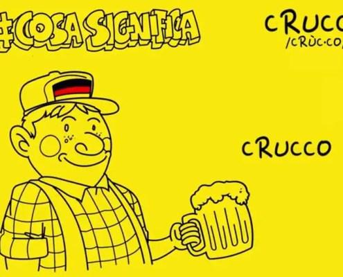 Foto di copertina © frame tratto dal video Youtube #COSASIGNIFICA CRUCCO? #TELOSPIEGO!