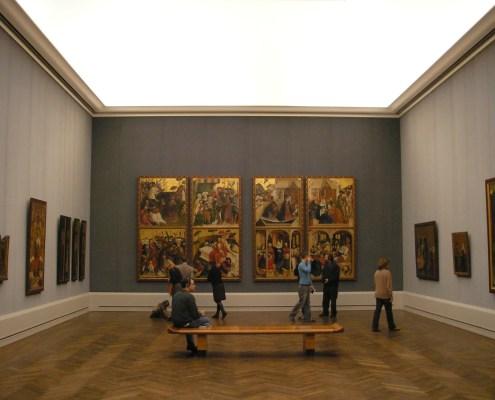 Gemäldegalerie, ©Hans Multscher, Wikimedia Commons Public Domain