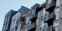 flat, ©bicanski, https://pixnio.com/de/architektur/gebaude/blau-fassade-moderne-erstellen-von-wohnung-balkon-urban-stadt