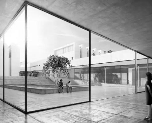 Bauhaus, ©Staab Architects, http://www.staab-architekten.com/