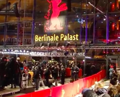 Berlinale, screenshot da Youtube https://www.youtube.com/watch?v=05NFiDKiXp8