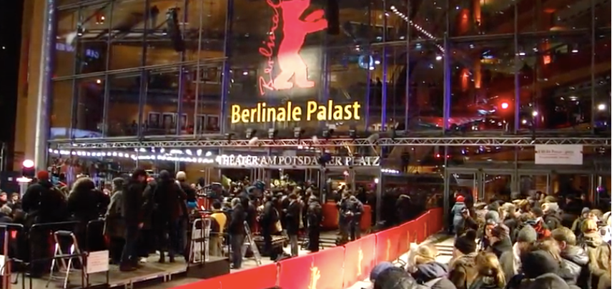 Berlinale, screenshot da Youtube https://www.youtube.com/watch?v=05NFiDKiXp8