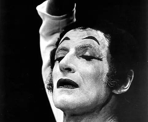 Marcel Marceau, ©https://pixabay.com/it/photos/marcel-marceau-attore-mime-francese-402737/