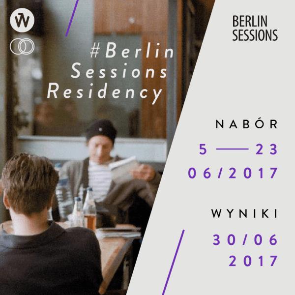 Open call in Berlin